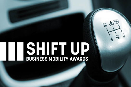 Shift Up - Business Mobility Awards