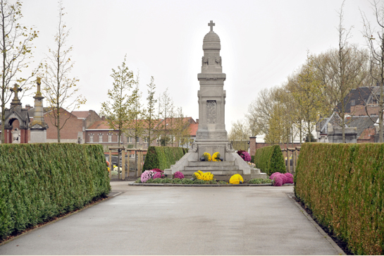 Oorlogsmonument Tongeren
